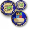 50000 Finds Geocoin + Pin